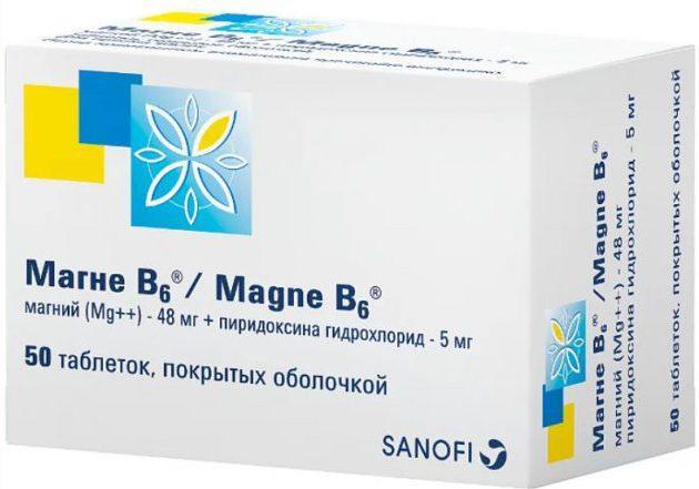 Магне В-6