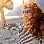 Волосы и лето