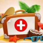Аптечка в отпуск
