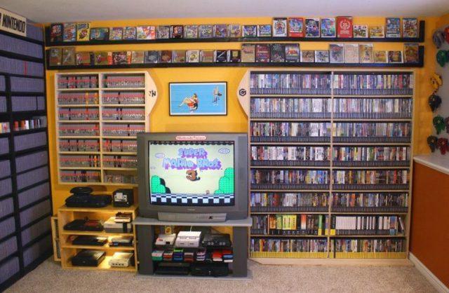 Коллекционирование видеоигр