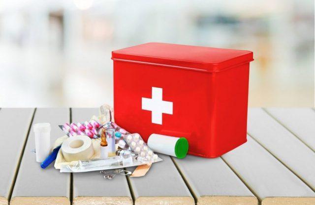 Лекарства для аптечки в отпуск