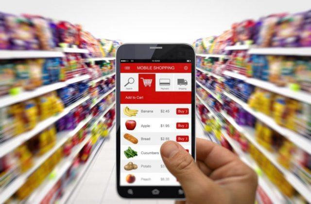 Мобильное приложение Координатор покупок