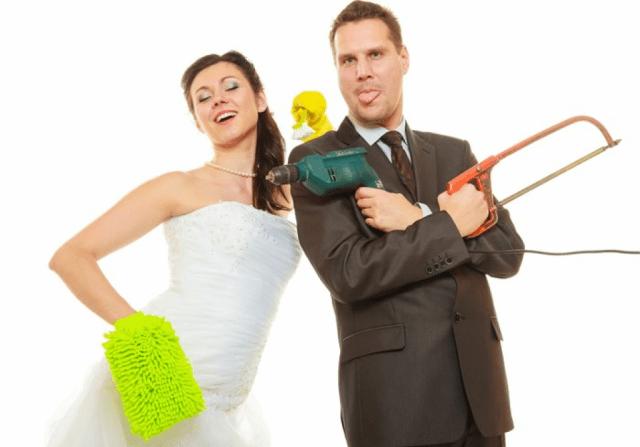 Мужские и женские обязанности