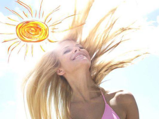 Почему волосы выгорают, и как их защитить - ТОП-5 средств