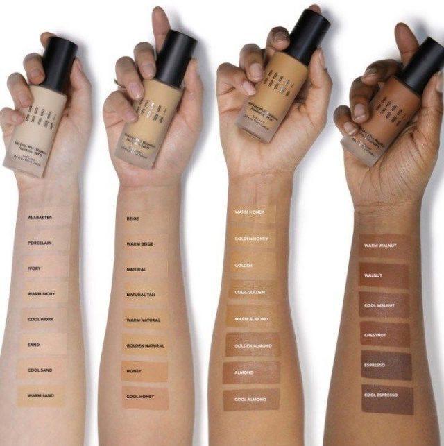 Skin Long-Wear Weightless Foundation от Bobbi Brown