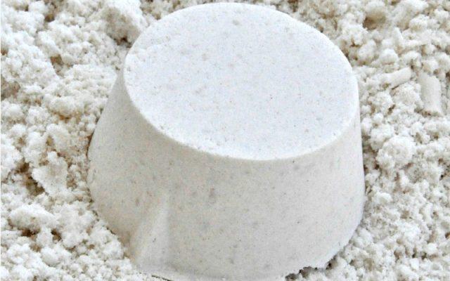 Лунный песок для игр и лепки