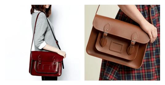 Кожаные сумки-портфели