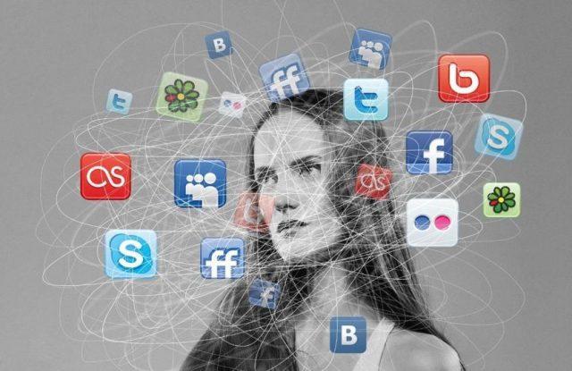 Отказаться от соцсетей
