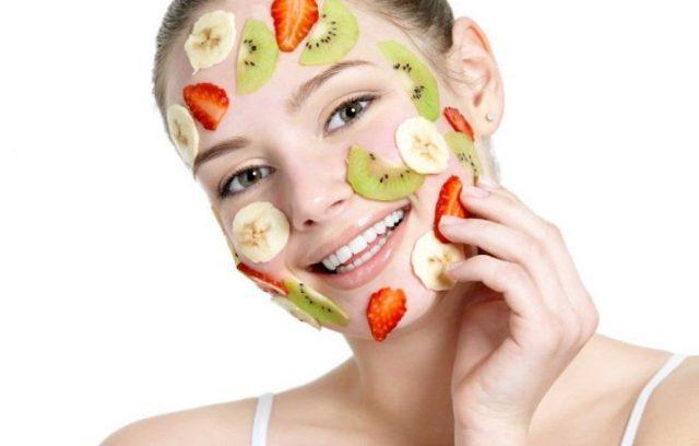 Продукты полезные для кожи лица