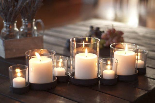 Свечи для счастья в доме