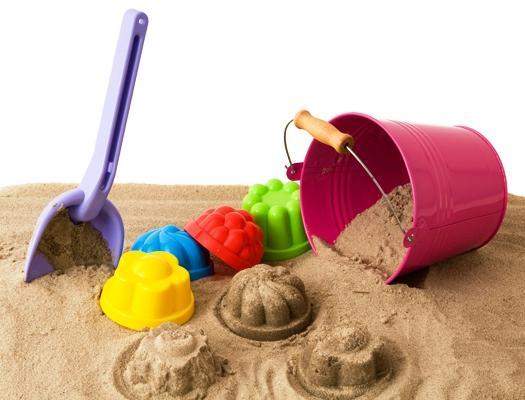 Виды детских песочниц для улицы - как выбрать правильно