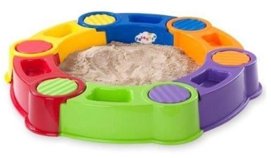 Раскладывающаяся детская песочница