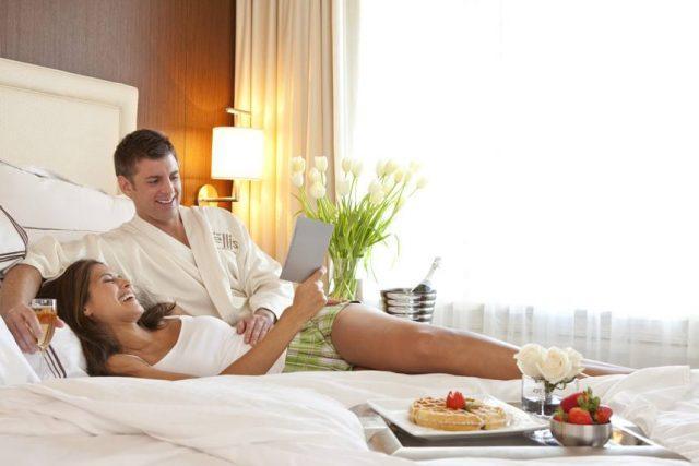 Защититься от инфекций в гостиницах