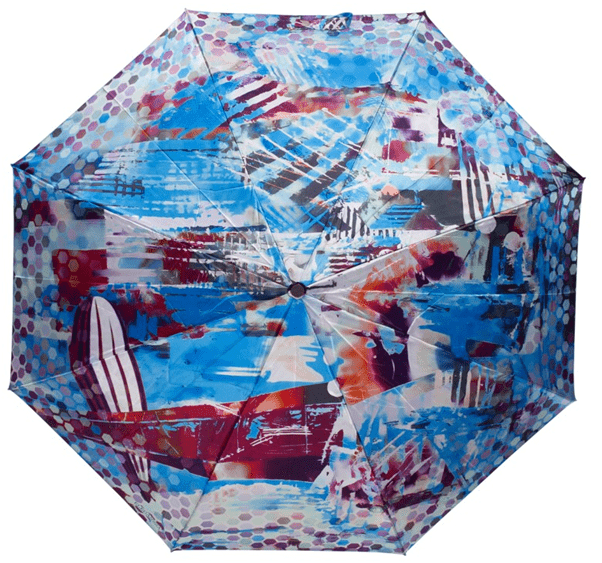 Зонт с изображением картины