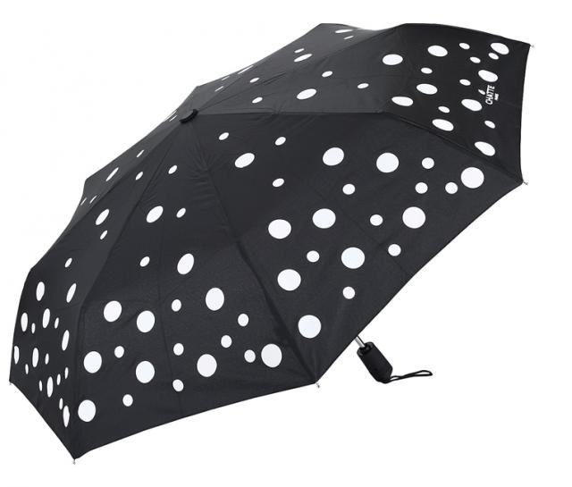 Зонт в горошек