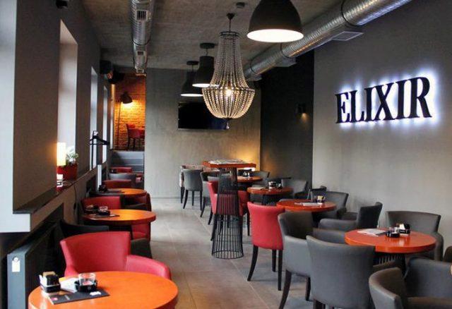 Elixir - Клуб сырых продуктов
