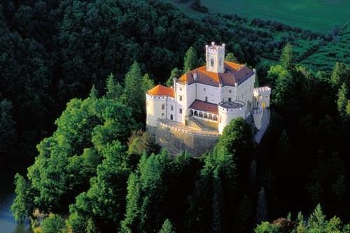Хорватия, Тракошчанский замок