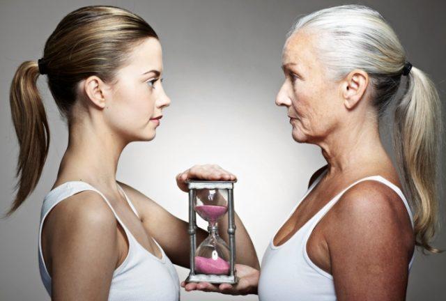 Как остановить процесс старения