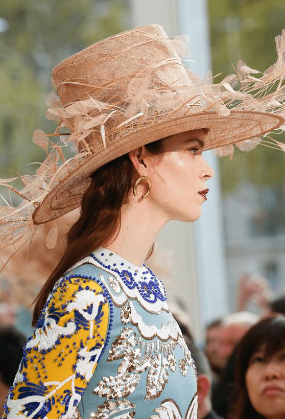 Королевская шляпа