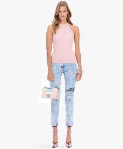 Ripped jeans Balmain