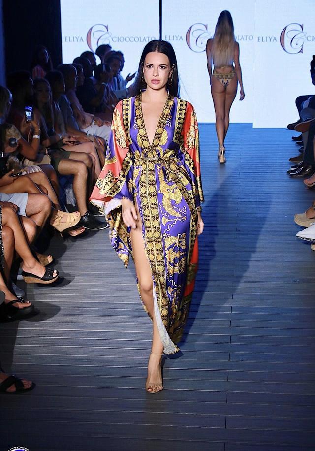Пляжная мода 2019