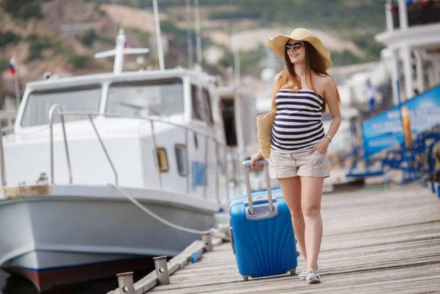 Что взять беременной в путешествие