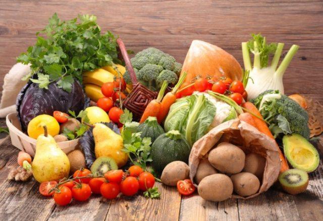 Правильное питание для женщин после 30