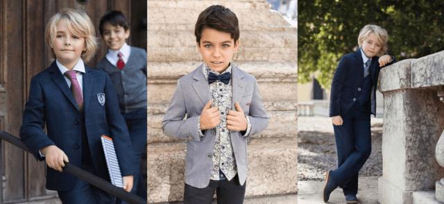 Школьные костюмы мальчикам