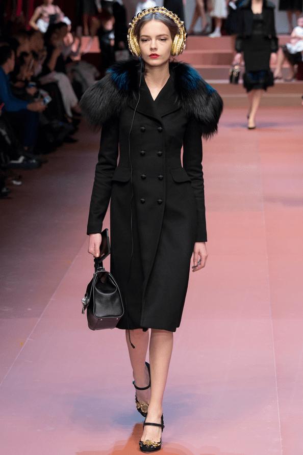 Фасоны кашемирового пальто