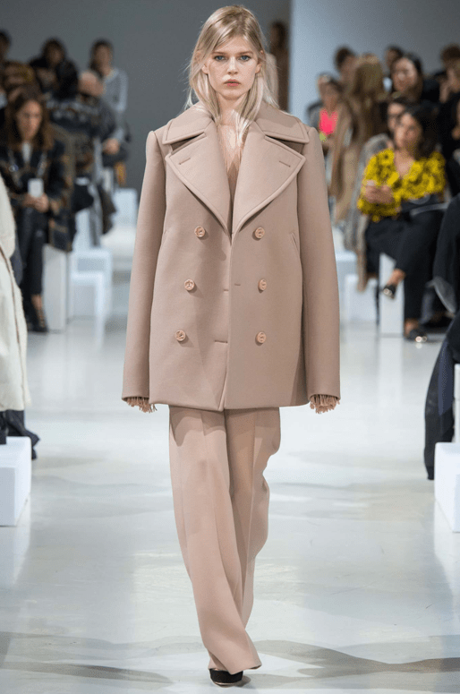 Фасоны кашемирового пальто 1