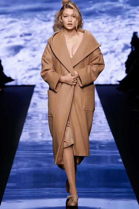 Фасоны кашемирового пальто 2