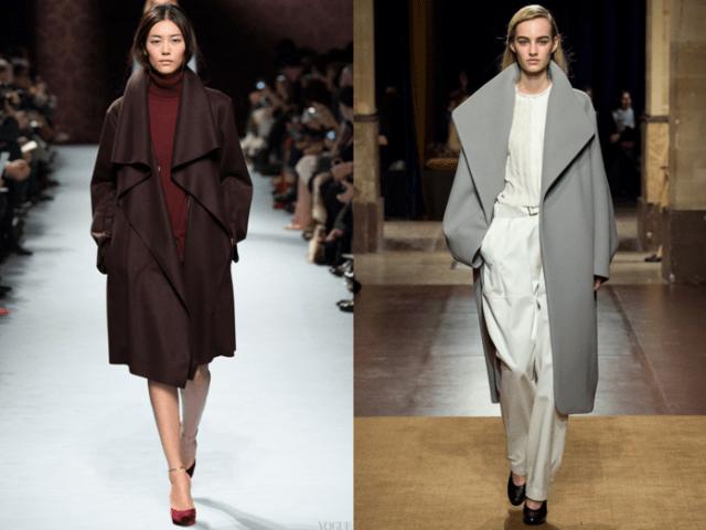 Фасоны кашемирового пальто3