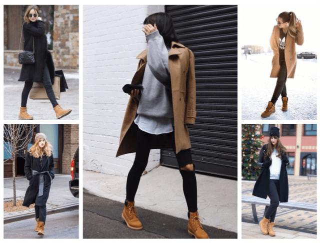 Фасоны кашемирового пальто 6