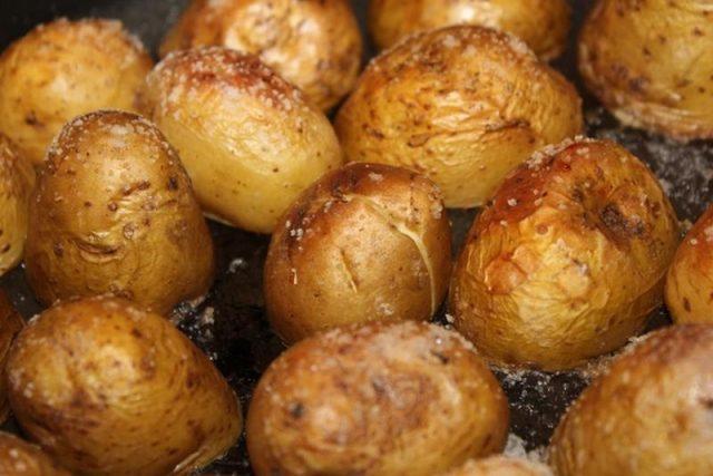 Королевская картошка в духовке