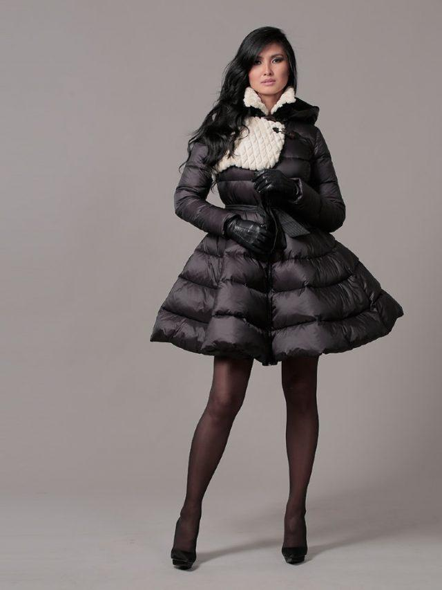 Куртка-платье