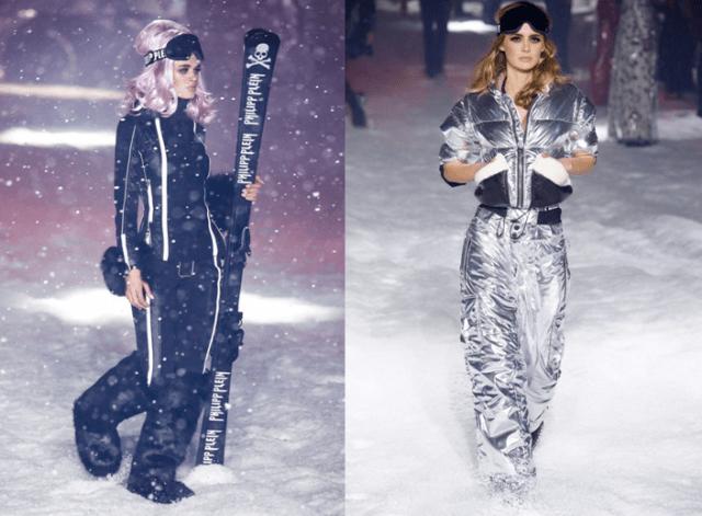 Модные лыжные костюмы2