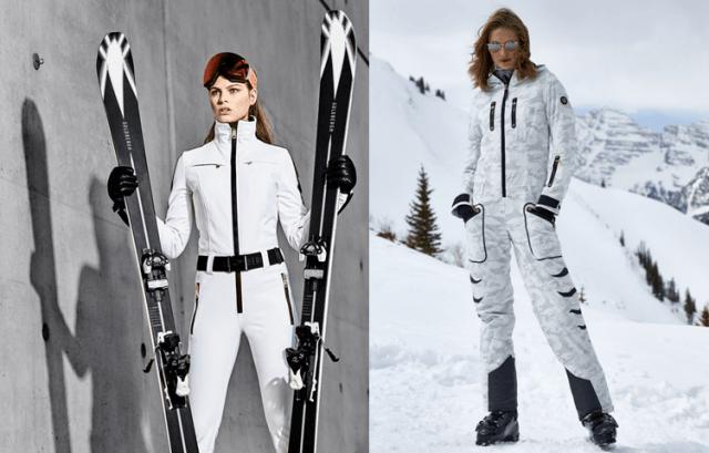 Модные лыжные костюмы3