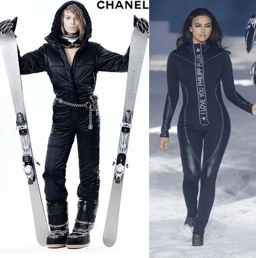 Модные лыжные костюмы5