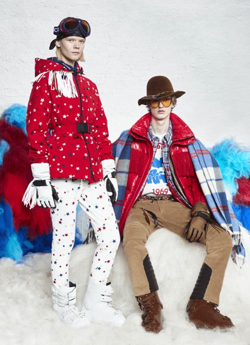 Модные лыжные костюмы7