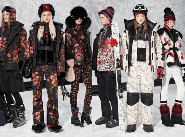 Модные лыжные костюмы8