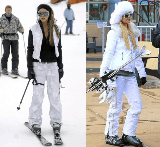 Модные лыжные костюмы9