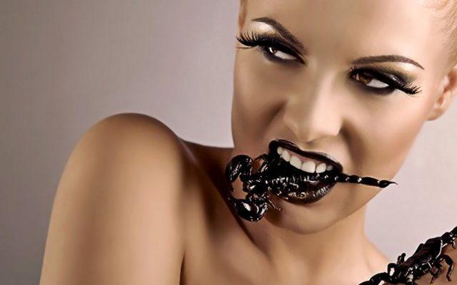 Особенности женщин Скорпионов