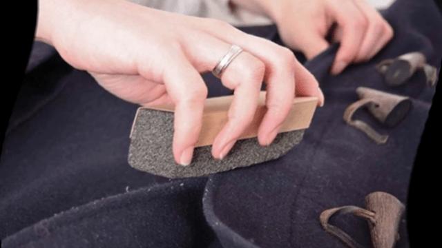 Правила стирки пальто из шерсти