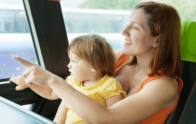 Льготы на проезд детей в общественном транспорте