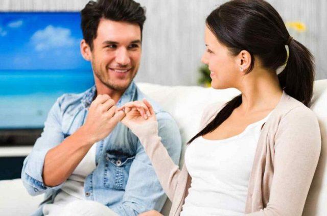 Ссоры между влюбленными
