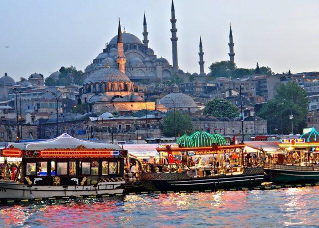 Стамбул для туристов: что посмотреть и куда сходить в Стамбуле