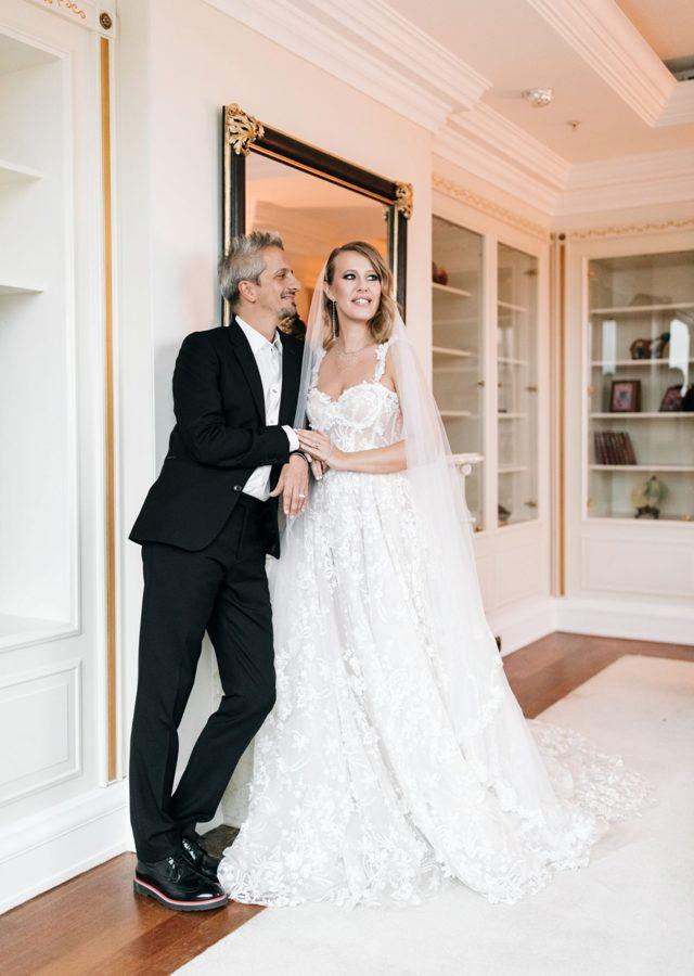 Свадьба Собчак и Богомолова1