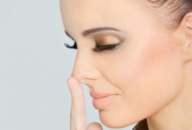 Характер по форме носа у женщин
