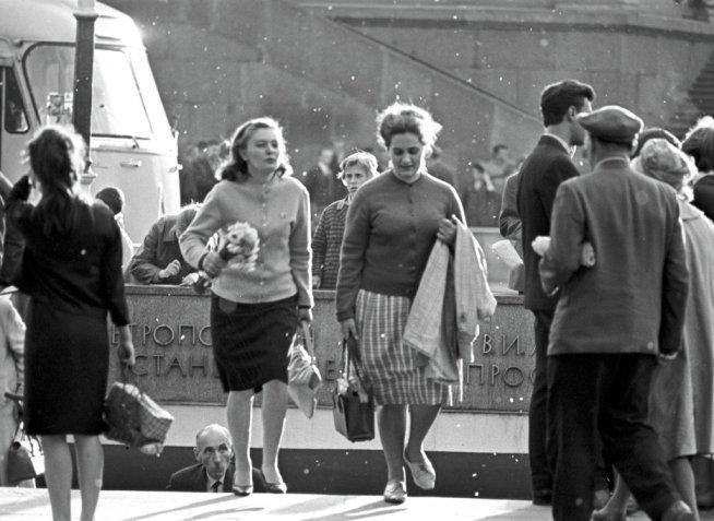 Женщины 70-х