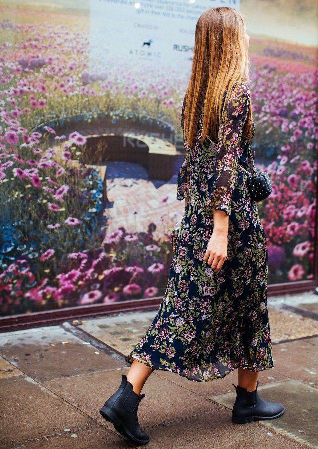 Челси шифоновое платье